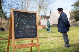 Arbre de la fraternite a Boucau