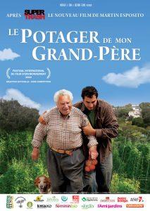 Affiche du film Le Potager de Mon Grand Pere