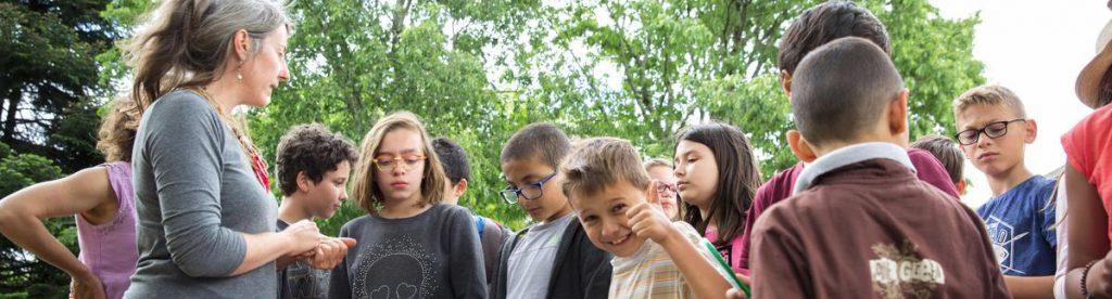 jeu pédagogique nature environnement